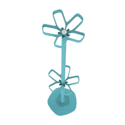 Robert Bronwasser Flower Umbrella Stand