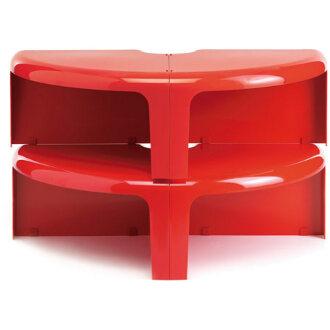 Rodolfo Bonetto 4x4 Coffee Table