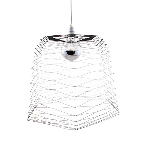 Ross Menuez Tierdrop Lamp