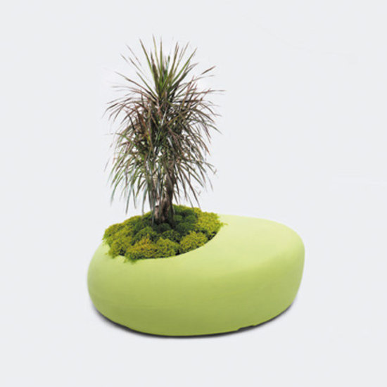 Ross Lovegrove BD Love Bench & Planter & Lamp