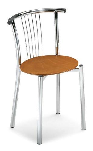 S.T.C. Cerchio Wood Chair