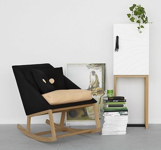 Sara Larsson Joy Rocking Chair