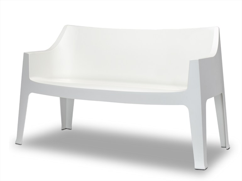 Scab design coccolona garden sofa for Balkon sofa