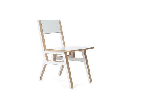 Scott Klinker Cafe Chair