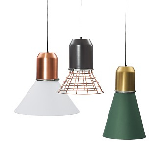 Sebastian Herkner Bell Light
