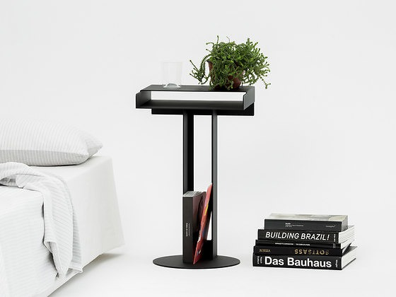 Sebastian Schönheit Meta Side Table