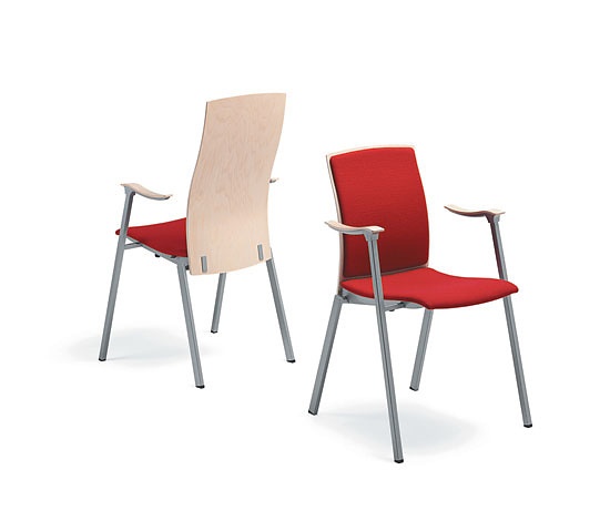Simo Heikkilä and Yrjö Wiherheimo Flok Chair