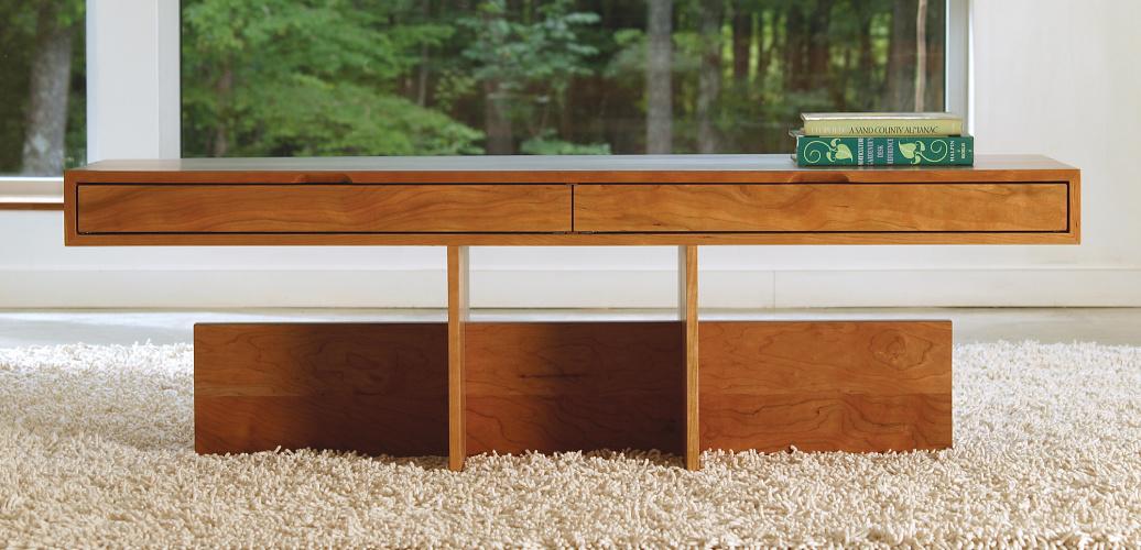 Skram Piedmont 2-drawer Low Table