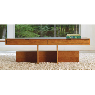 Skram Piedmont 2-drawer Low Table