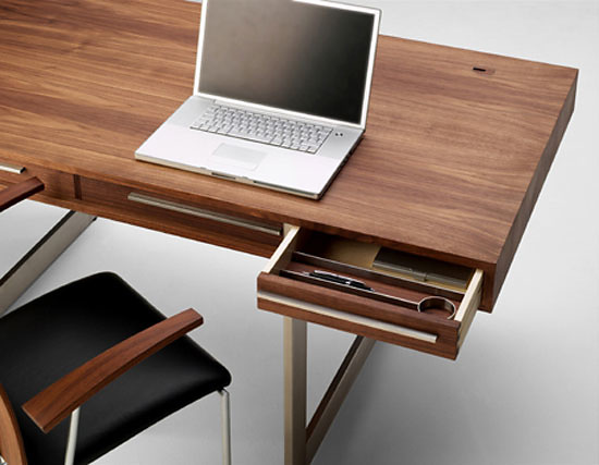 Søren Nissen and Ebbe Gehl AK 1340 Desk