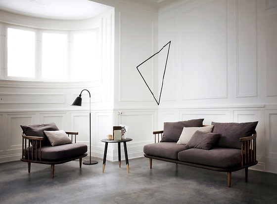 Space Copenhagen Fly Sofa