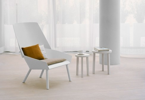 Stefan Diez EC03 Eugene Lounge Chair