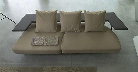 Stefan Heiliger Flat Sofa