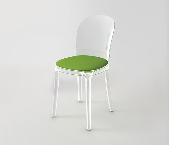 Stefano Giovannoni Vanity Chair and Table