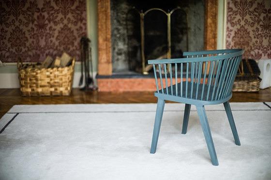 Steffen Kaz and Catharina Lorenz Secreto Little Armchair Seating Collection