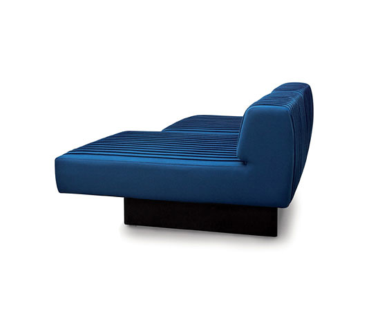 Stephen Burks Pleats Seating Collection