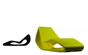 Studio Paul and Nicolas Le Nocher Organic Lounge Chair