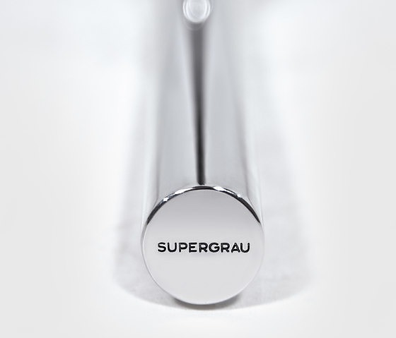 Supergrau Hurdle Stool
