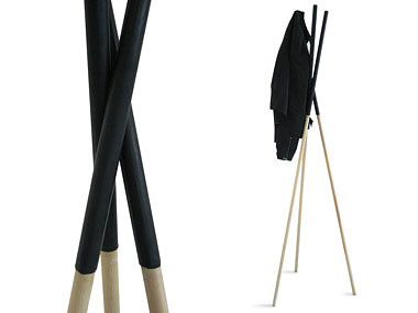 Sylvain Willenz Coated Coat Stand