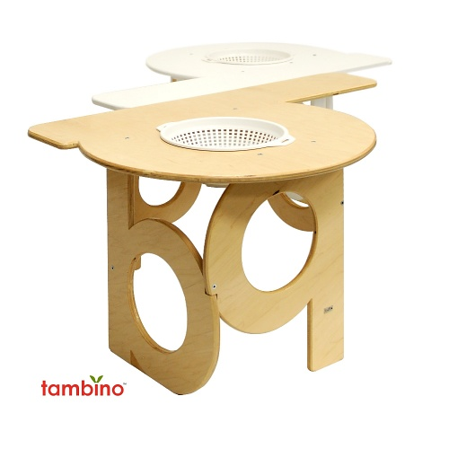 Tambino P's And Q's Table