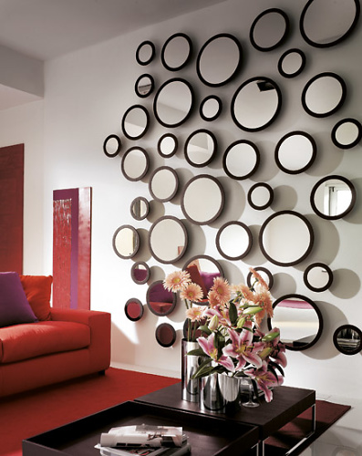 Tarcisio Colzani Stars Mirrors