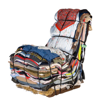 Tejo Remy Rag Chair