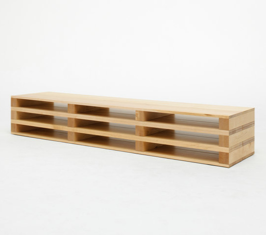 Teruhiro Yanagihara Pile Coffee Table