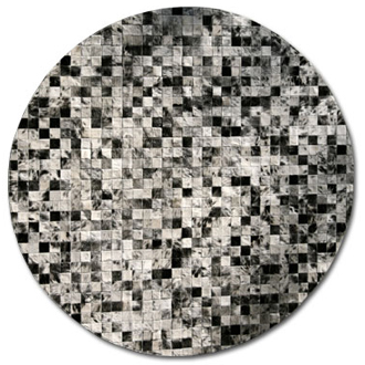 The Pure Team Moderna Cowhide Rug