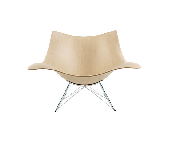Thomas Pedersen Stingray Upholstered Chair