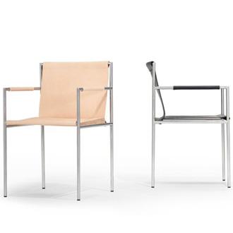 Toine van den Heuvel Viv Chair and Table