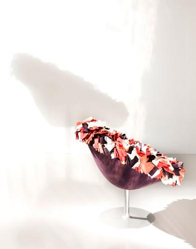 Tokujin Yoshioka Bouquet Chair