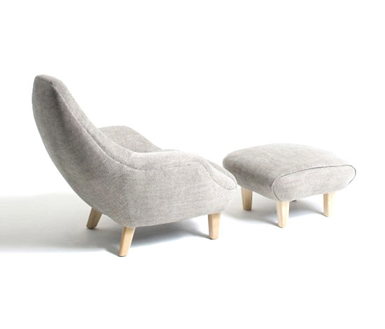 Tom Dixon Club Seating Collection