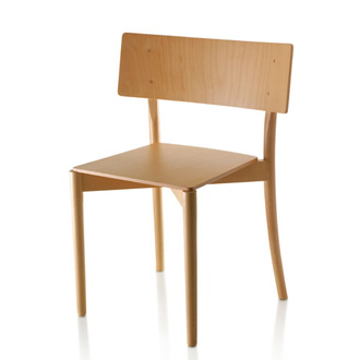 Tomoko Azumi Arc Chair