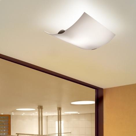 Ceiling mount bathroom light