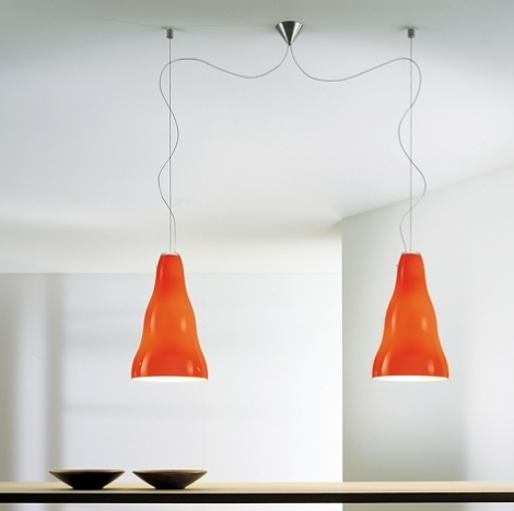Toso, Massari & Associati Vivia Lamp