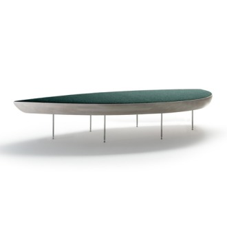 Toyo Ito Konoha Bench