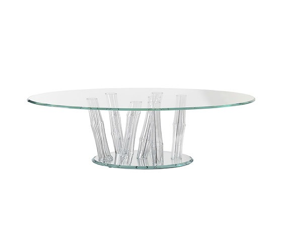 Tulczinsky Bamboo Table