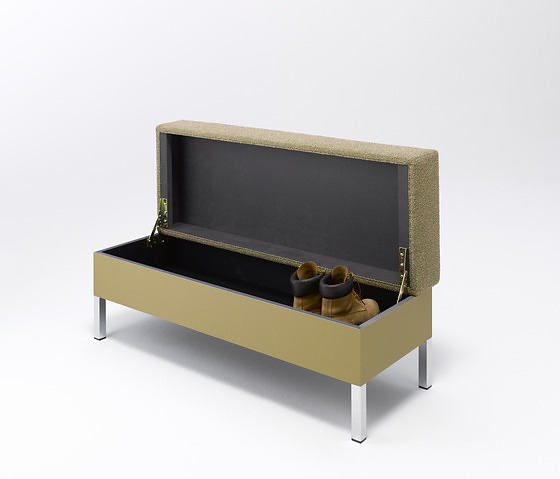 Udo Schill Upholstered Bench B3