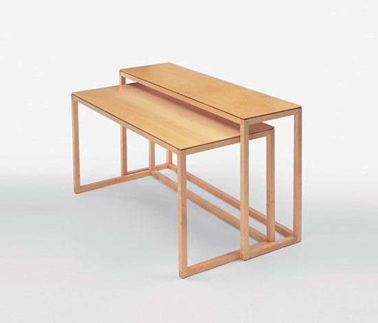Ulla Christiansson Trio Tables
