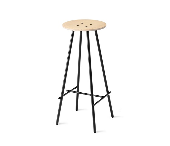 Ulrik Nordentoft and Sebastian Holmbäck Nam Nam Bar Stool