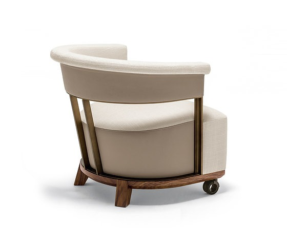 Umberto Asnago Lady Armchair