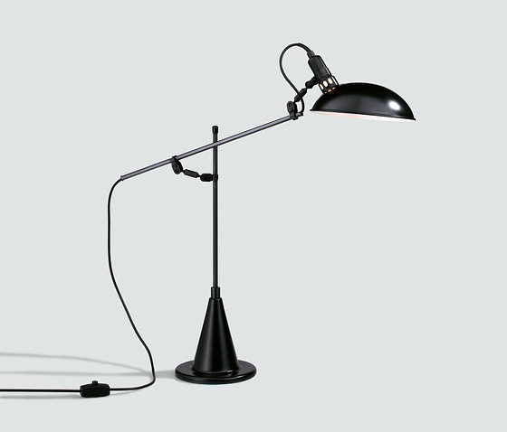 Uwe Van Afferden Switch On Lamp Collection