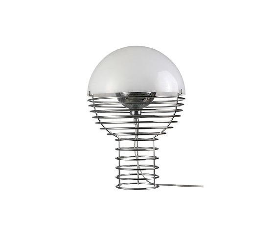 Verner Panton Wire Lamp
