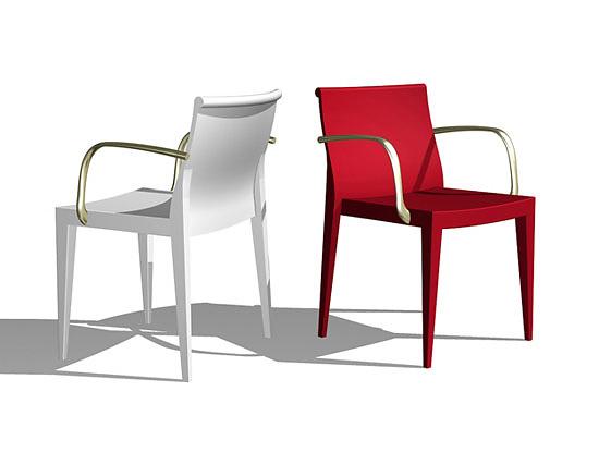 Vicente Soto Regata Chair