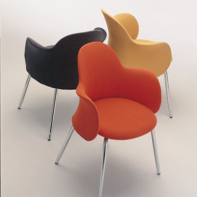 Vico Magistretti and Patricia Urquiola Flower Armchair