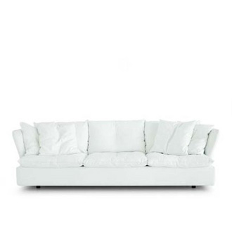 Vico Magistretti Pillow Sofa