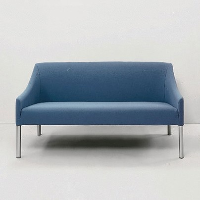 Vico Magistretti Pollack Sofa and Armchair