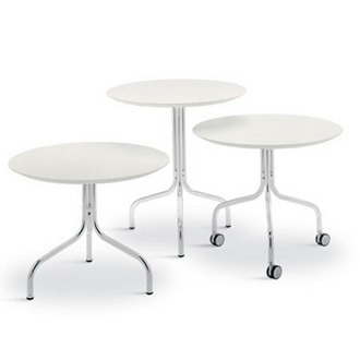 Vico Magistretti Trio Small Table
