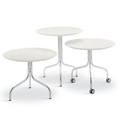 Vico Magistretti Trio Small Table