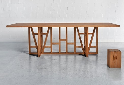 Vitamin Design Fachwerk Table